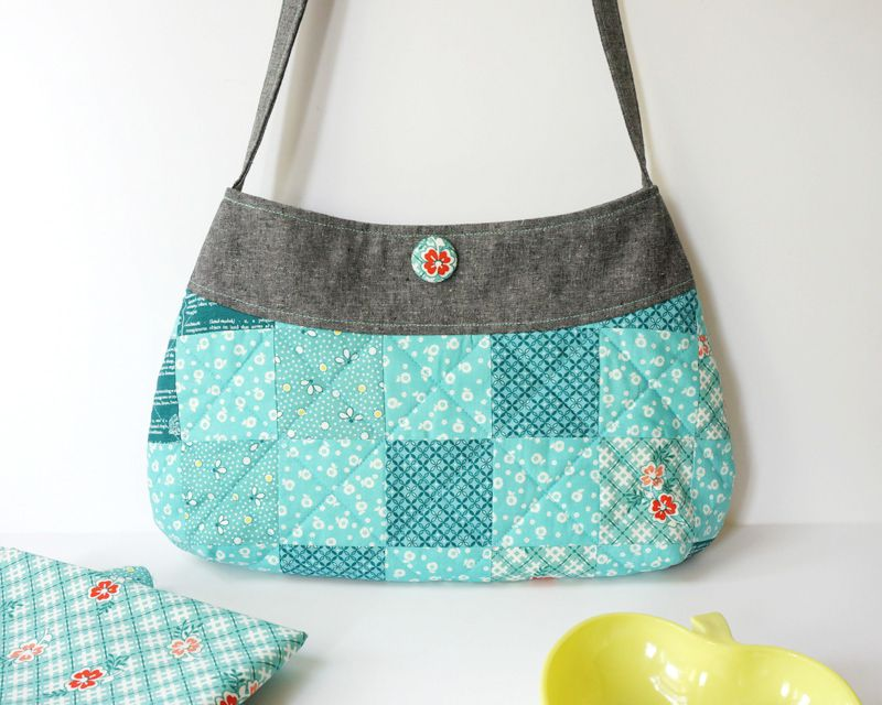 dfc070844164 25 Free Purse and Bag Patterns to Sew