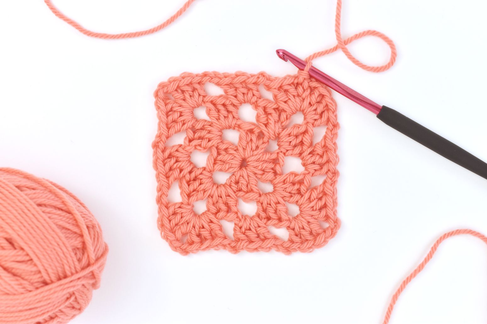 I need help with granny square.