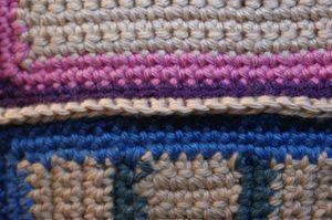 Single Crochet Join