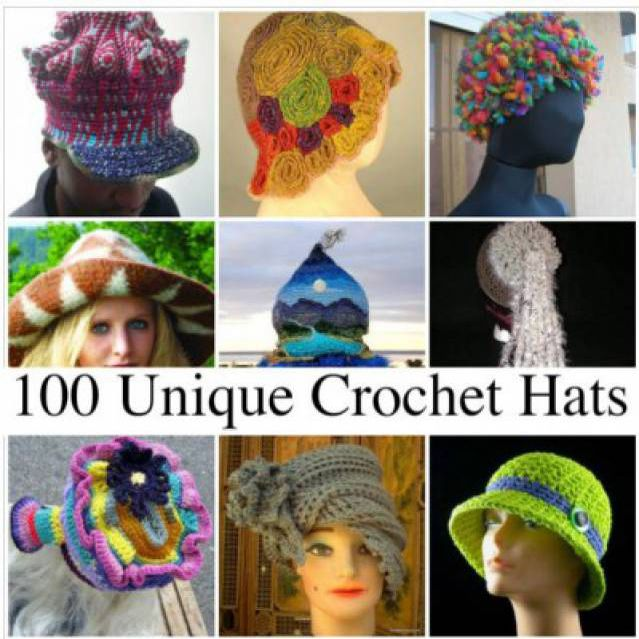 ba3893929 Links to More Than 10,000 Crochet Patterns and Pieces