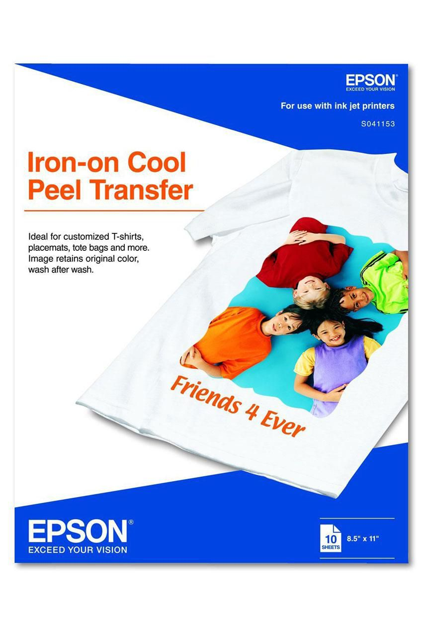 T Shirt Transfer Paper Directions – EDGE Engineering and