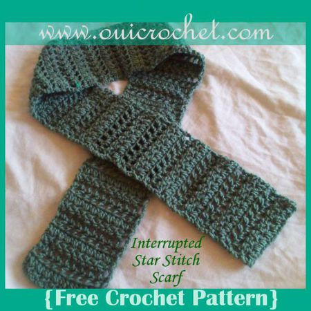 15 Fabulous Free Star Stitch Crochet Patterns