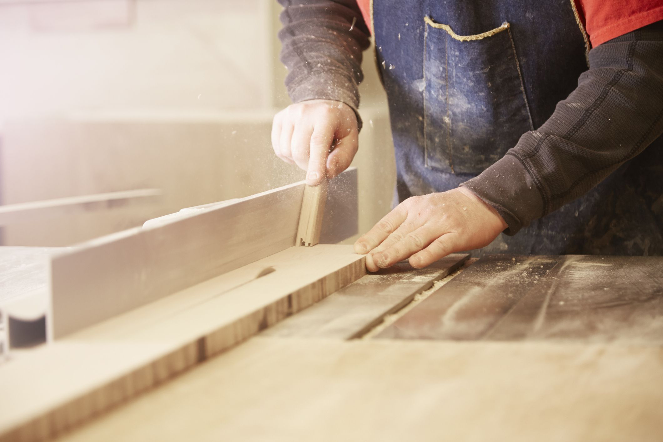How to Craft Cove Raised Panel Cabinet Doors