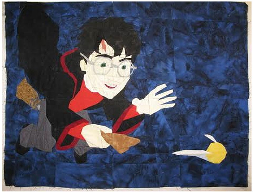 Harry Potter Quilt Pattern