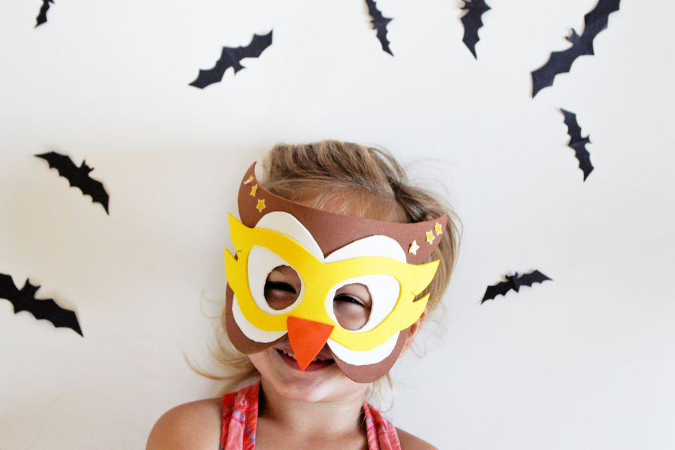 10 Halloween Crafts For Toddlers