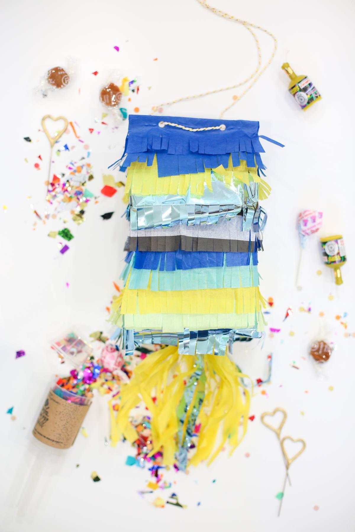 How to Make a Paper Bag Pinata