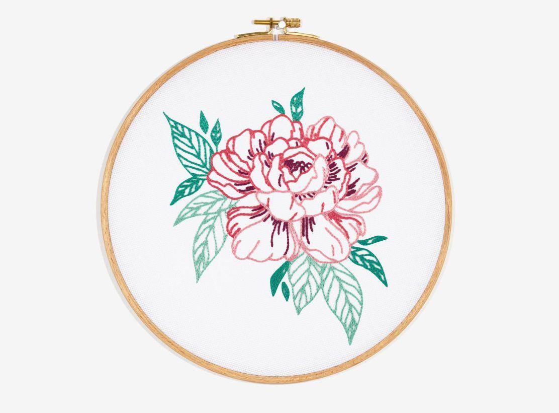 Vintage Embroidery Patterns Interesting Decorating Design