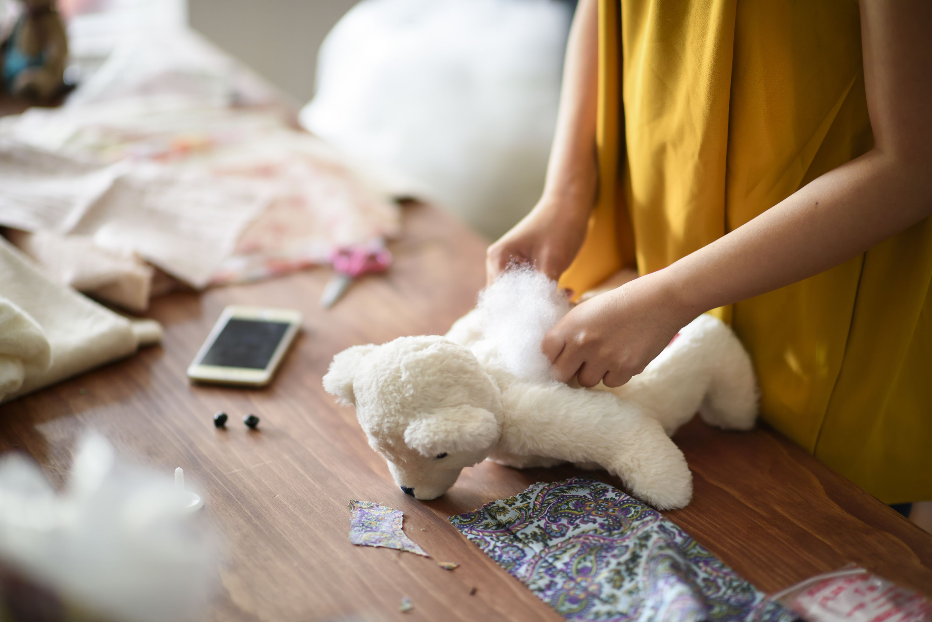 Safety Pointers to Sew Stuffed Animals Dolls Toys