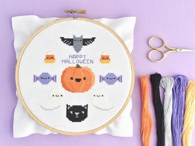 7 Free Beginner Cross Stitch Patterns,Sapphire Design Studio