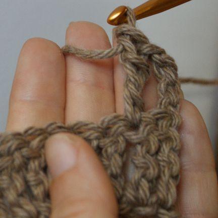 Another Treble Crochet Stitch
