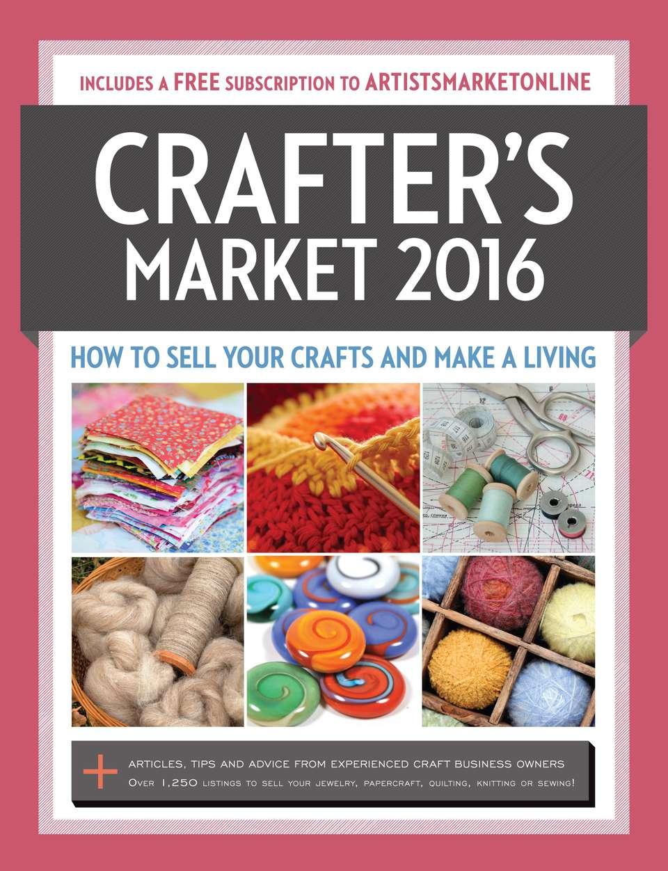 Crafter's Market Book