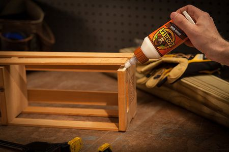 Gorilla Wood Glue Woodworking Review