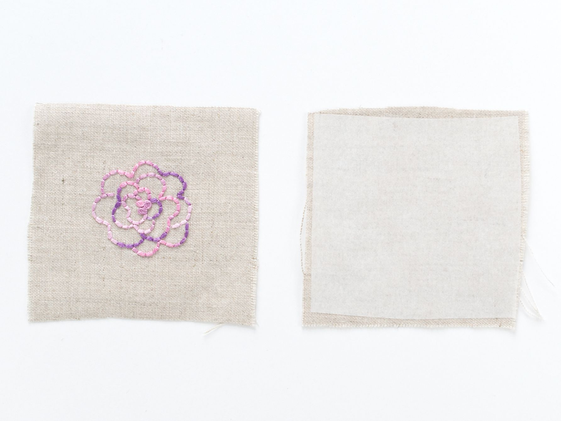 4 Ways To Make Your Own Hand Embroidered Felt Patches