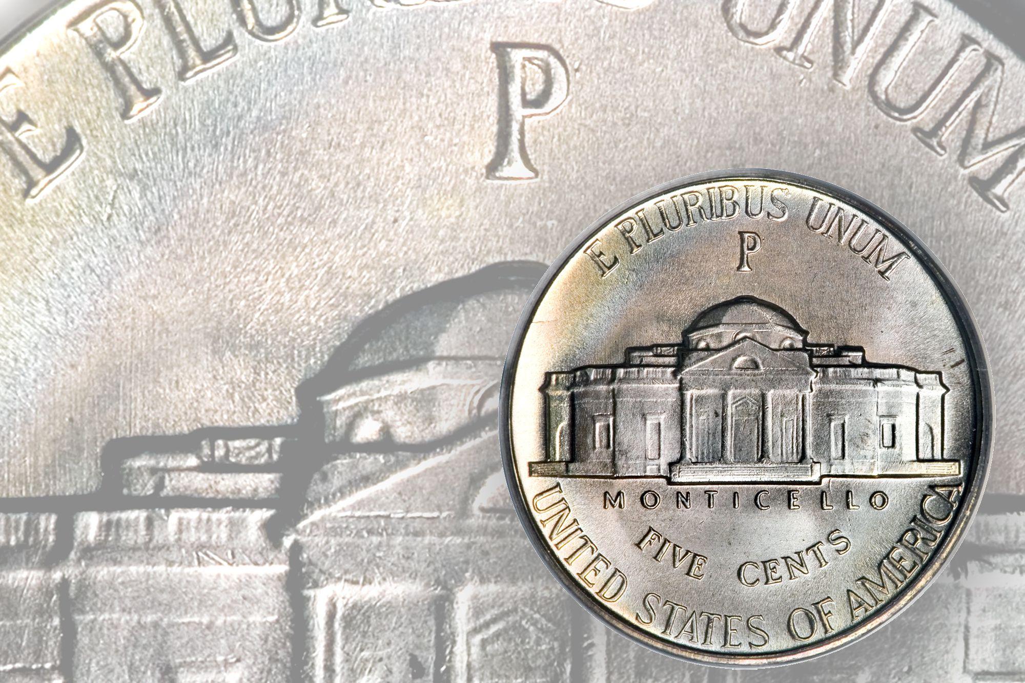 1945-P,D,S @    3 Unc.Lincoln Pennys