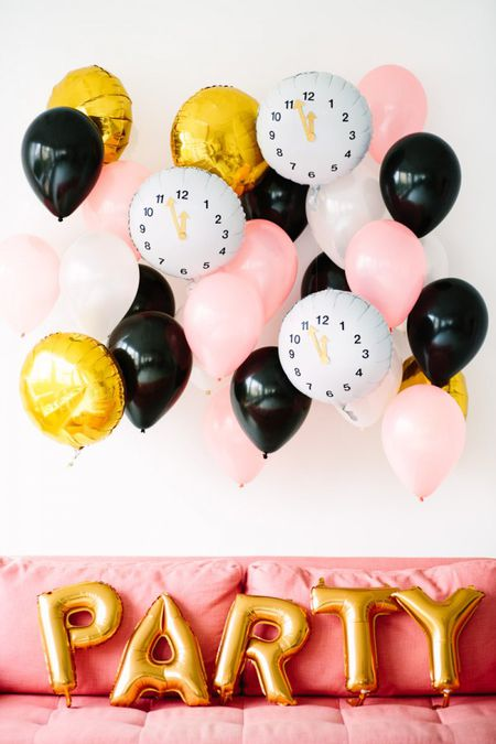 12 Diy Ideas For The Best New Years Eve Party