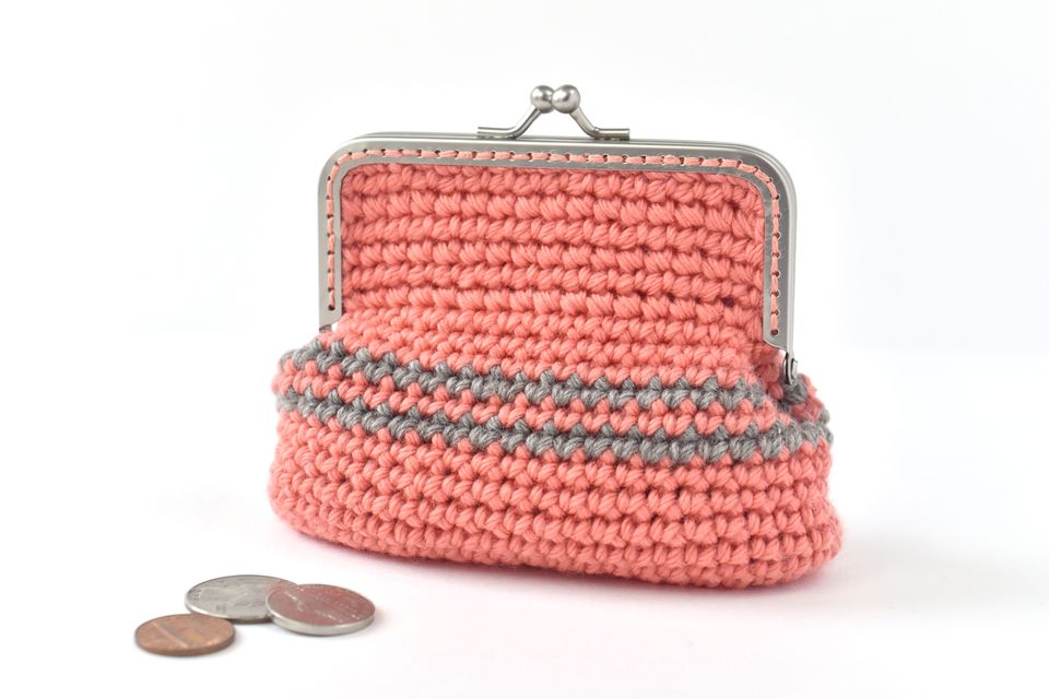 Coin Purse Crochet Pattern
