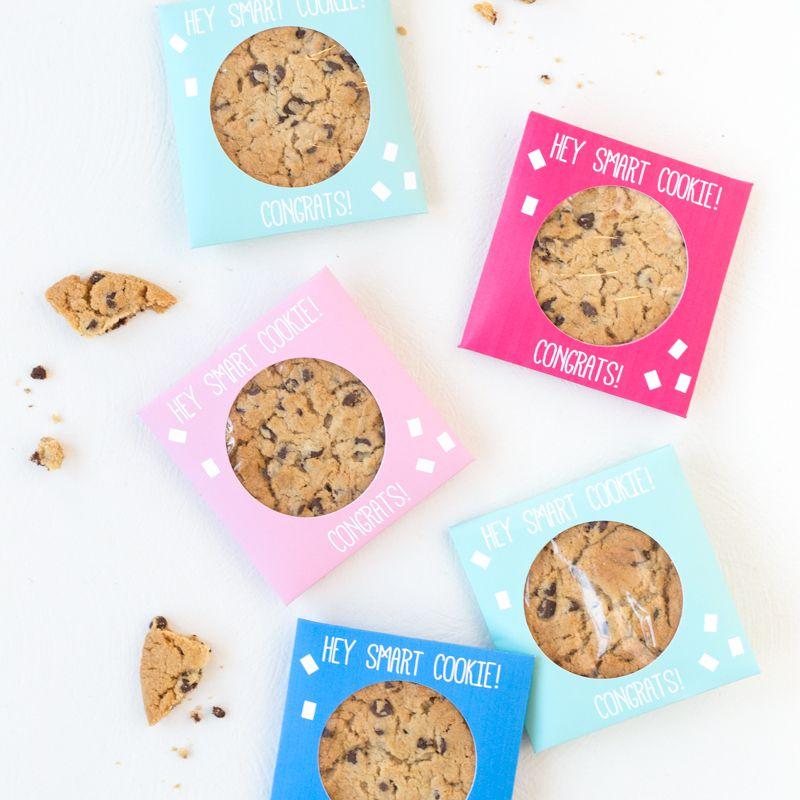 DIY Smart Cookie Gift