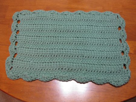 Crochet Placemat Patterns Awesome 48 Free Crochet Placemat Patterns
