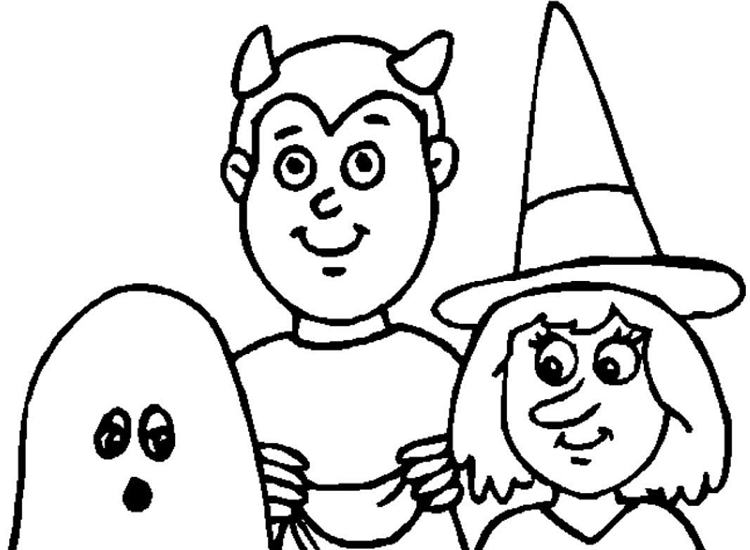 Halloween Coloring Pages Free Printables For Kids