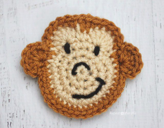 10 Free Crochet Monkey Patterns