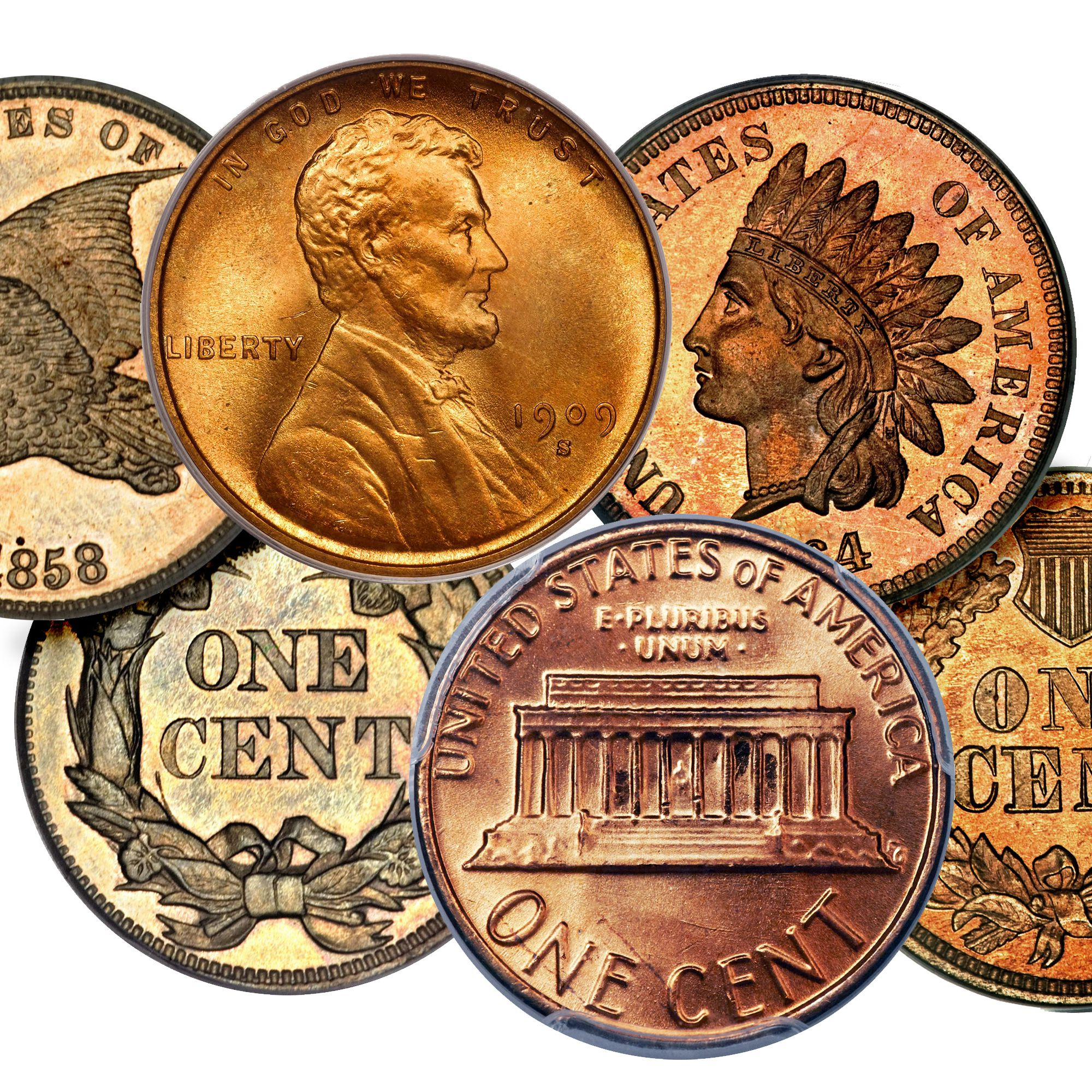 U.S. Small Cents: Values and Prices