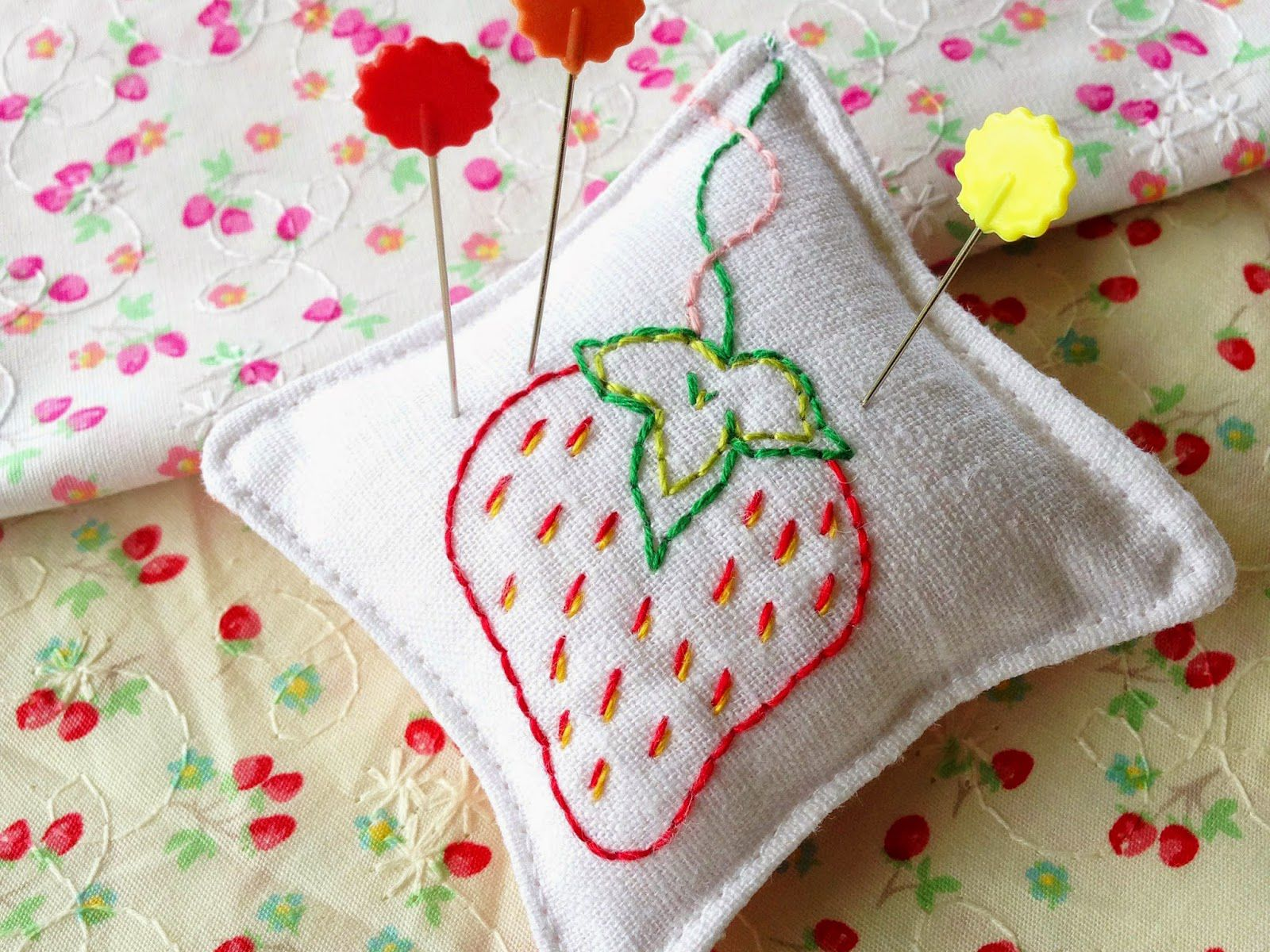 10 Free Embroidery Patterns For Beginners