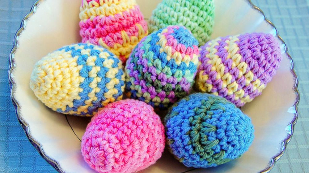 30+ Free Easter Crochet Patterns | AllFreeCrochet.com | 562x1000