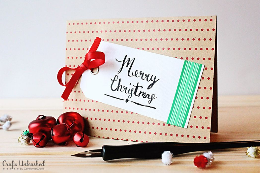 26 diy christmas card ideas 26 diy christmas card ideas