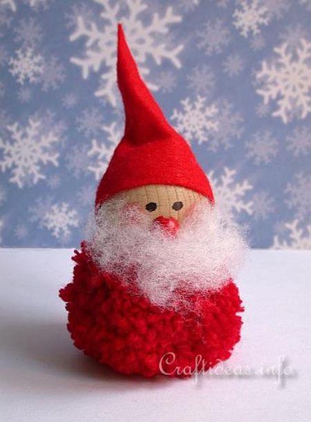 15 Santa Crafts For Kids