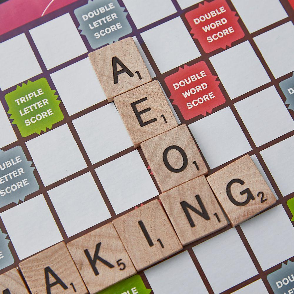 Vowel Heavy Scrabble Words