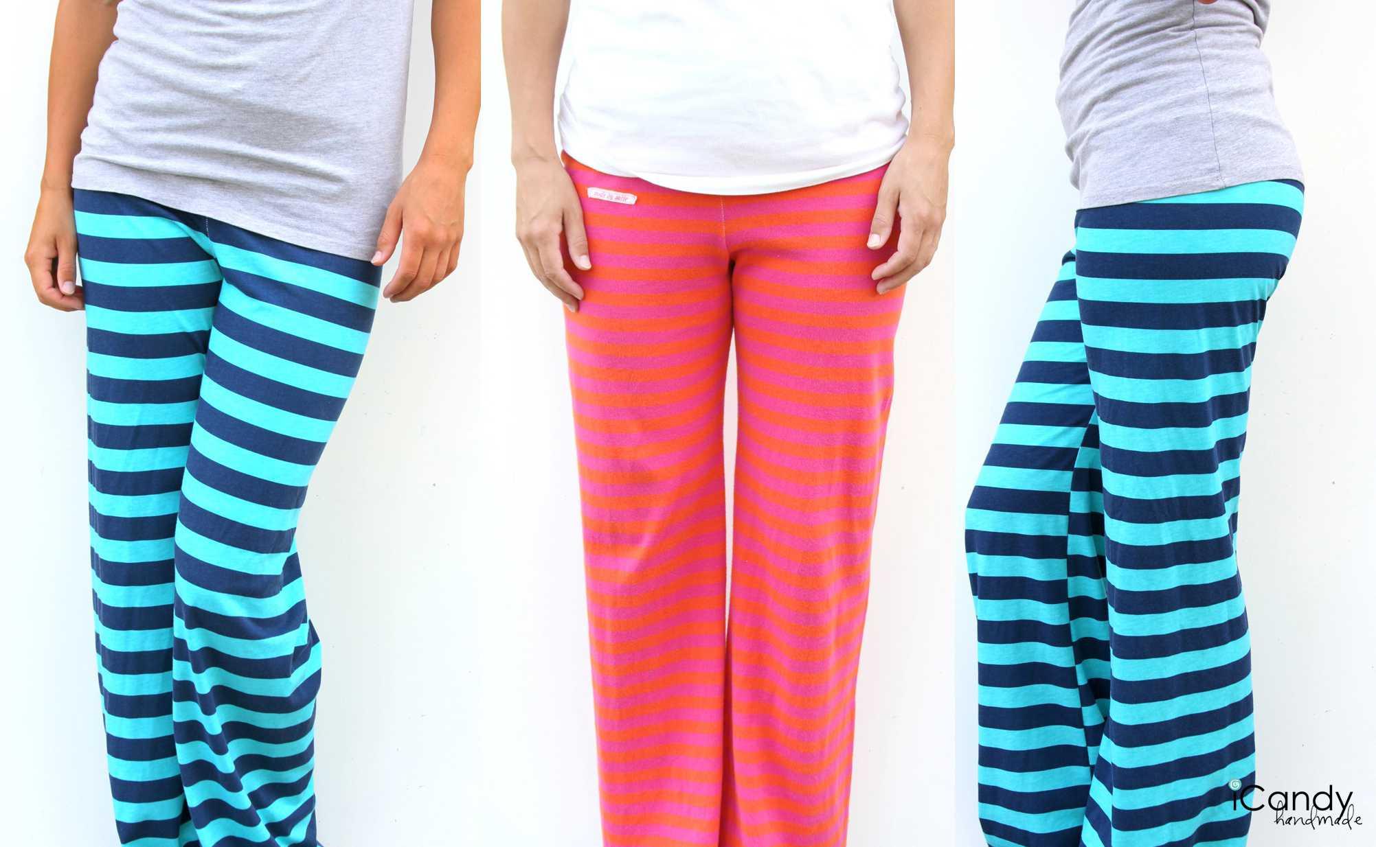 Knit Lounge Pants Pattern