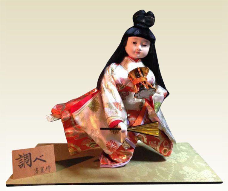Japanese Vintage Ichimatsu Doll
