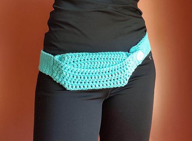 Crochet Phone Sling Free Pattern