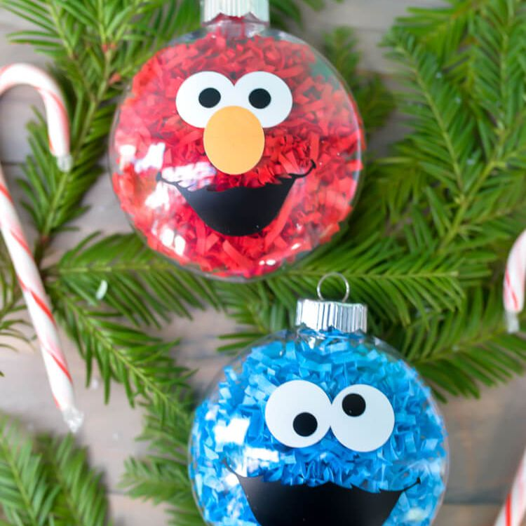 25 Adorable Christmas Ornament Crafts For Kids New users enjoy 60% off. christmas ornament crafts for kids