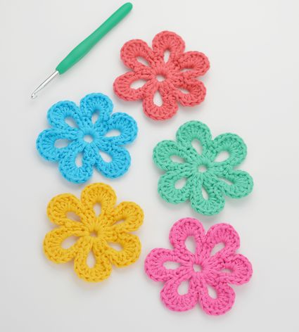 Easy Free Crochet Patterns for Beginners