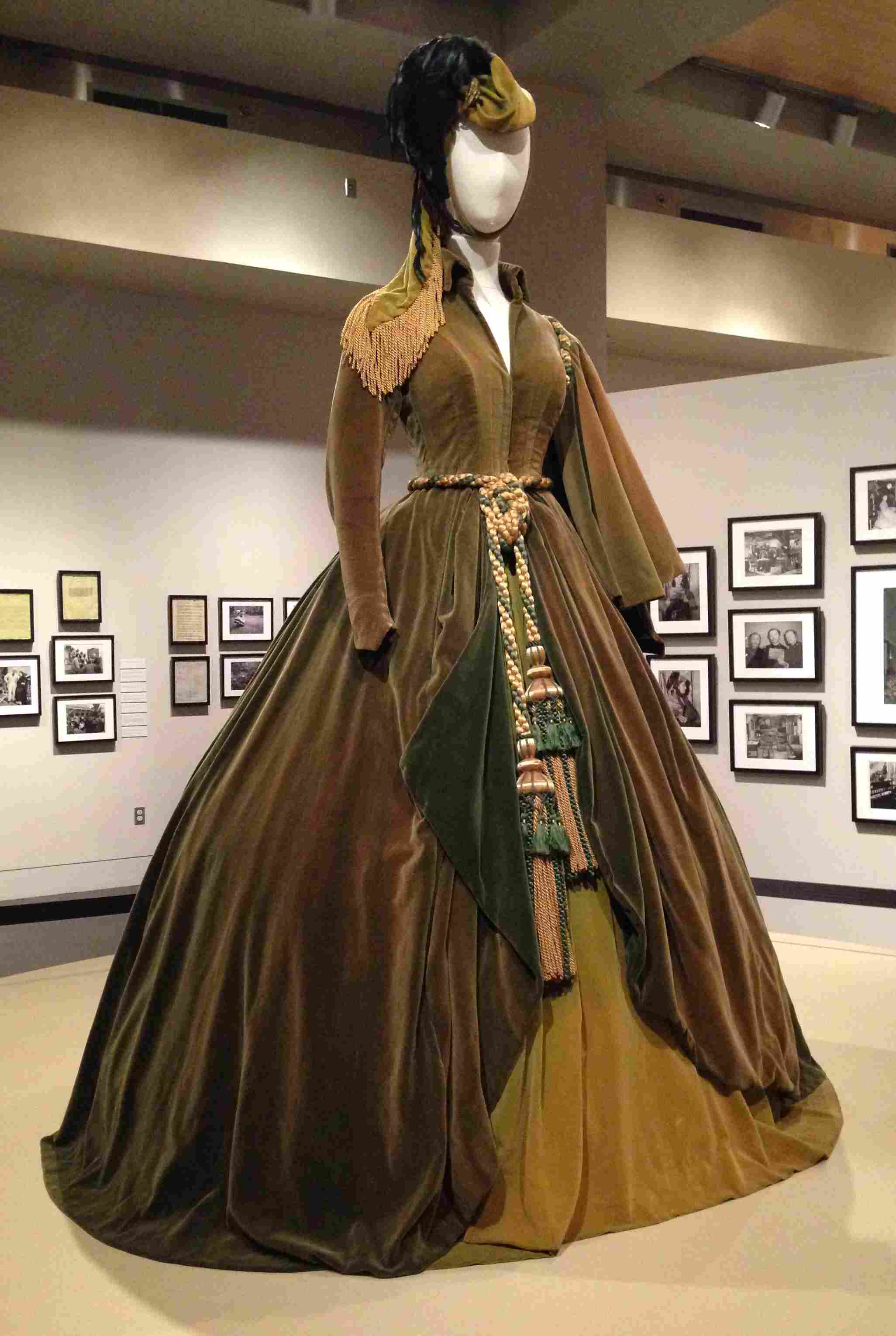 Scarlett O Hara S Gone With The Wind Gowns