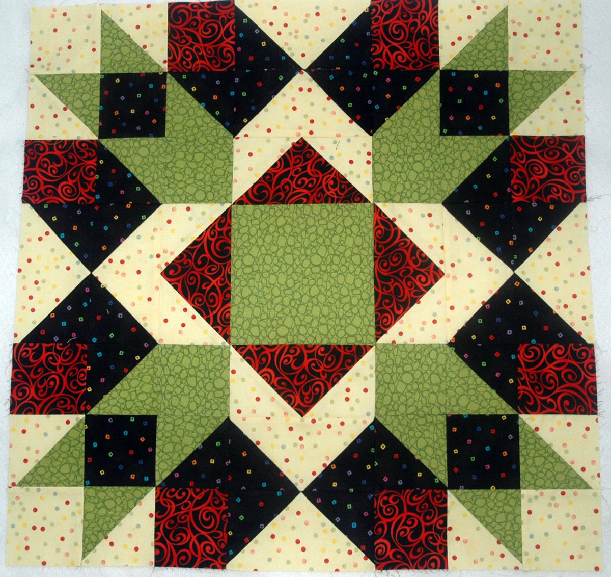 Large Quilt Block Patterns