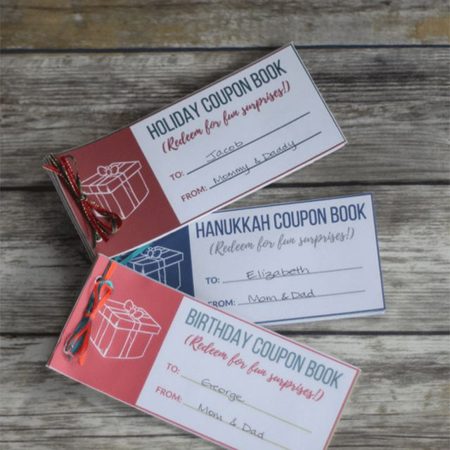 15 Sets Of Free Printable Love Coupons And Templates