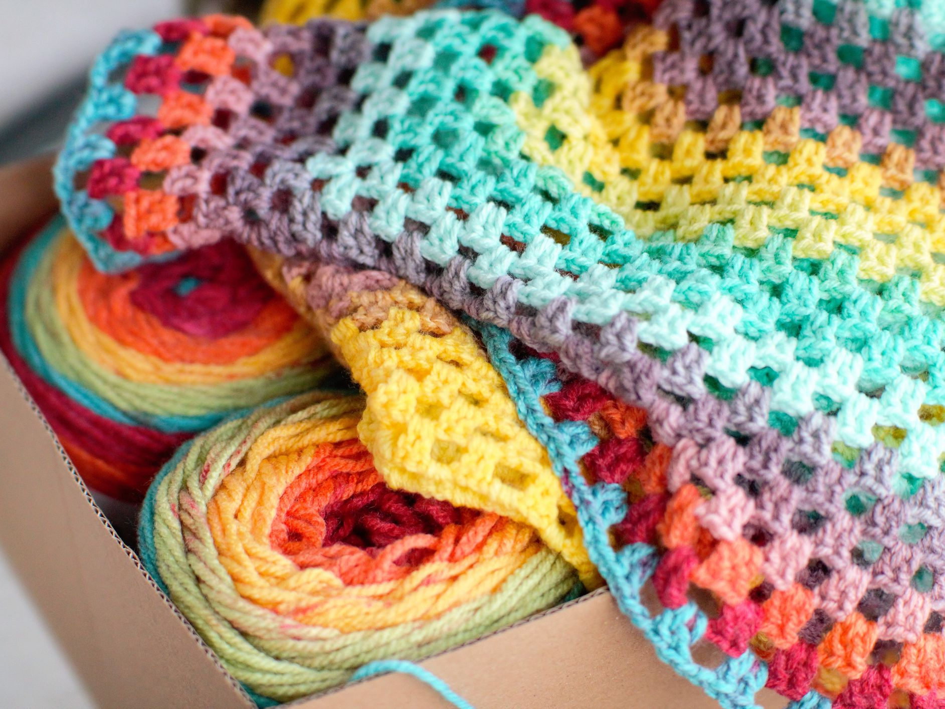 Crochet Blanket Ideas
