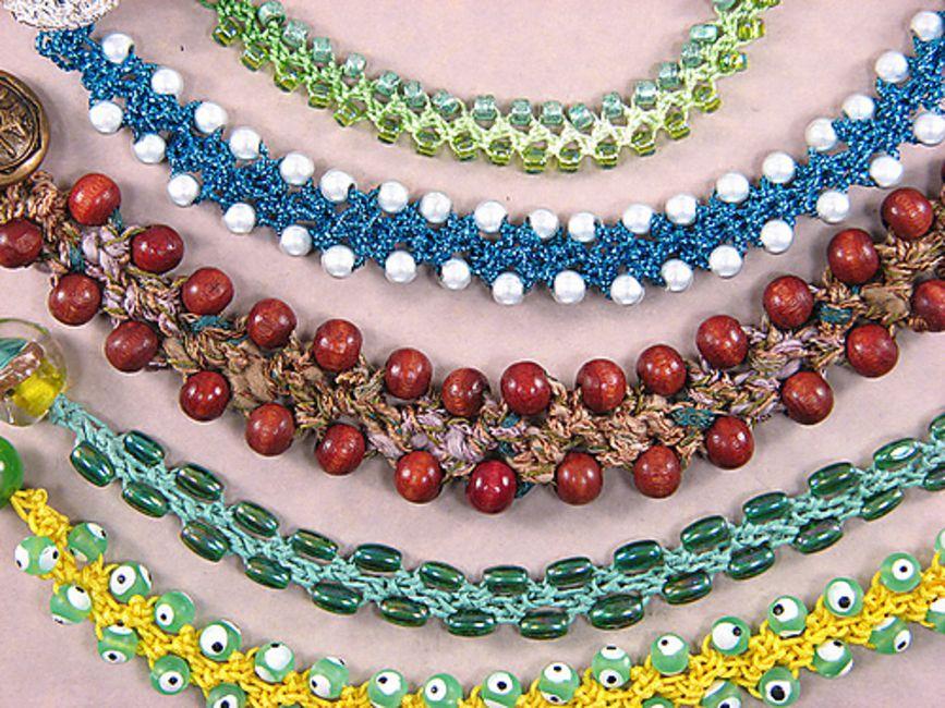 Turkish Crochet with Beads