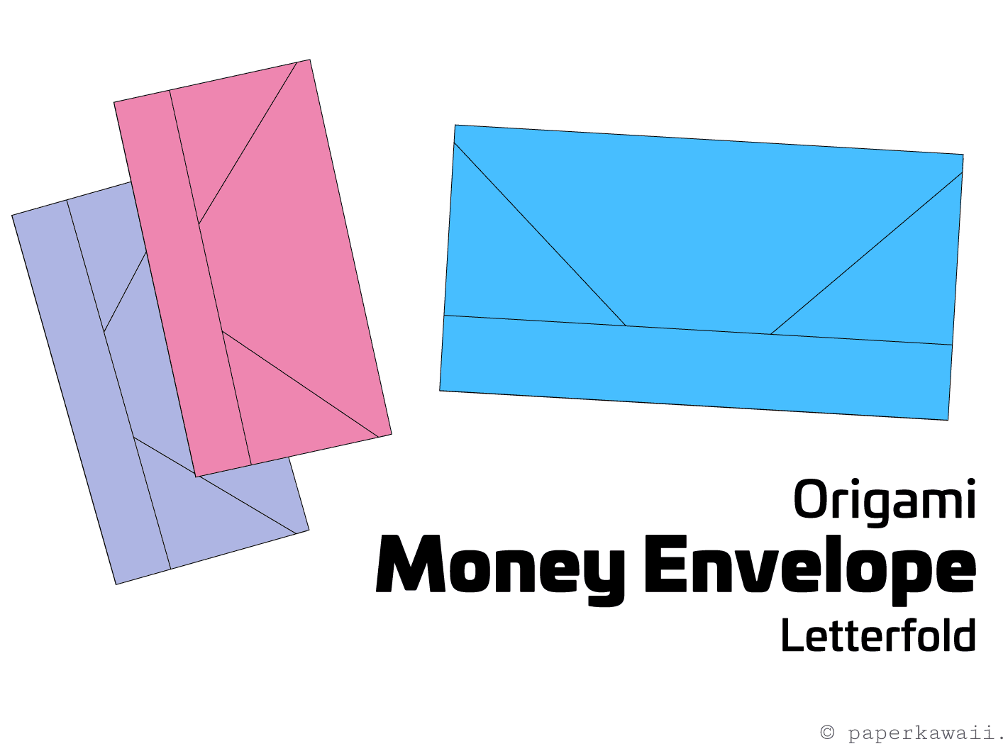 Origami Bar Envelope Instructions | Origami, Envelope, Instruction | 1066x1421