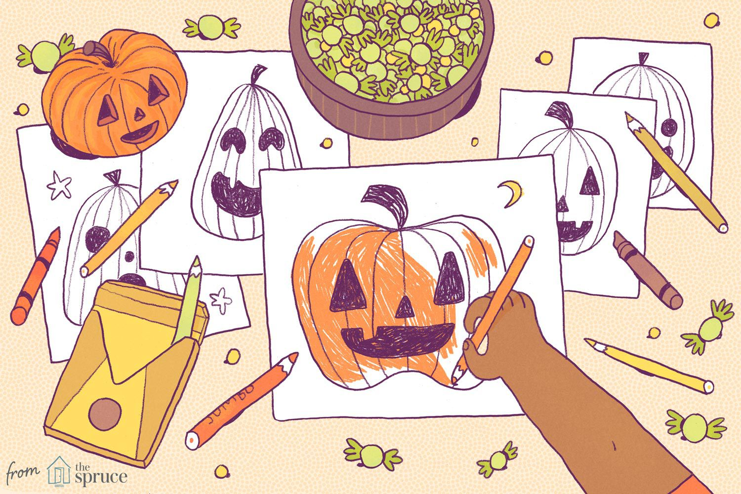 halloween christian coloring pages | Christian Halloween Coloring ... | 1000x1500