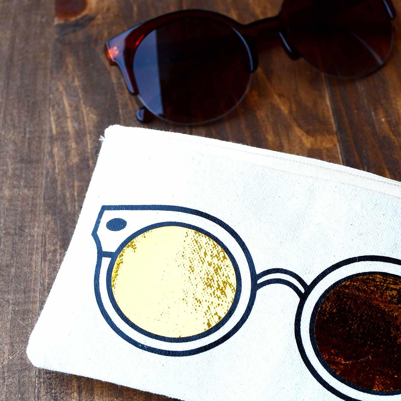 Trendy Sunglasses Case