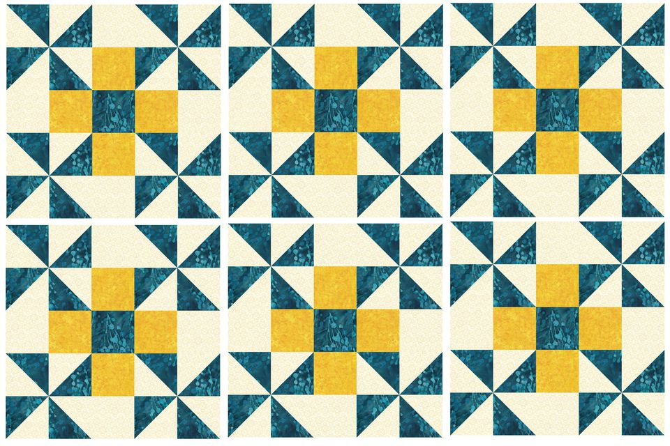 Grandma's Favorite Quilt Blocks