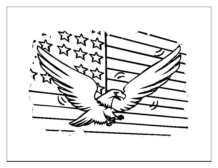 firework coloring pages eagle - photo#26