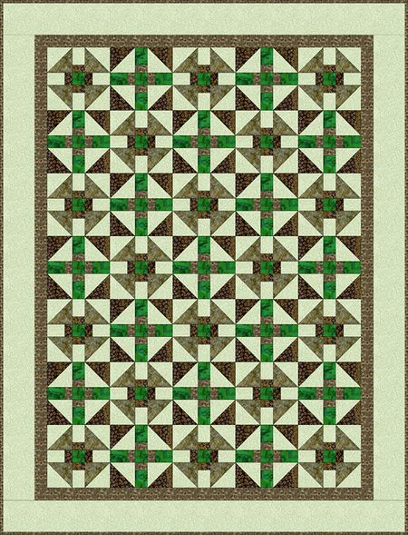 Browse My Collection Of Free Quilt Patterns Mesmerizing Free Cross Quilt Patterns