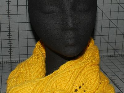 6029664b0c6 How to Knit an Elegant Candle-Flame Cowl