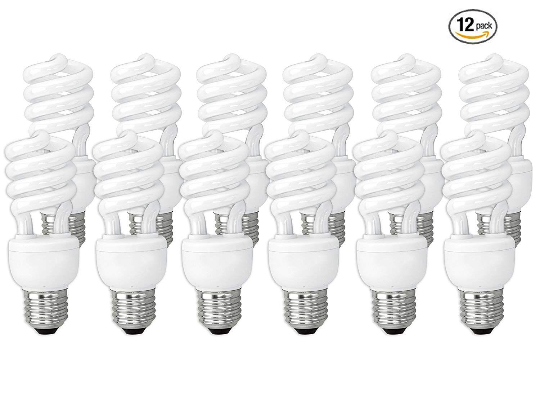 Daylight fluorescent bulbs