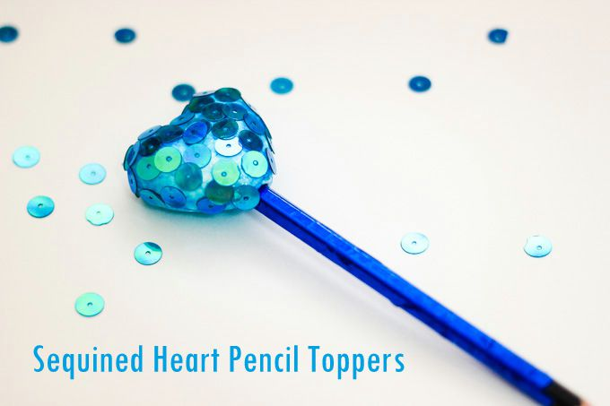 DIY Pencil Topper