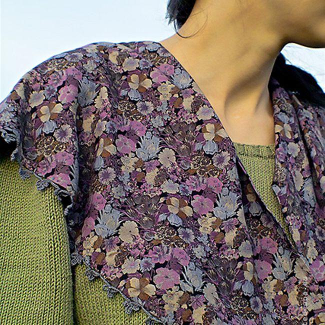 Easy crochet oya edging free pattern